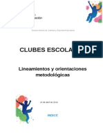 Lineamientos Clubes Final