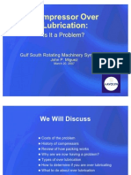 Compressor Over-Lubrication Presentation