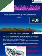 Acción Geológica Glaciar