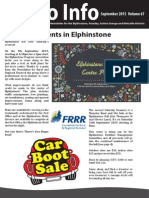 Elpho Info, vol. 67, September 2015