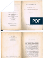 Historia de la pedagogía - Dilthey