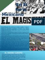 Crisis en El Magisterio Mexicano