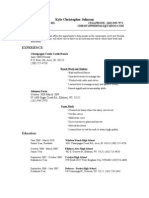 Jobswire.com Resume of christopher92412