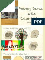 Salesian Volunteer Service-Glenford Lowe