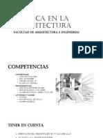 Gráfica en La Arquitectura
