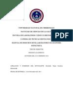 Manual de Tecnicas Histologicas