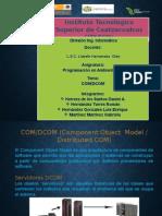Exposición COM DCOM