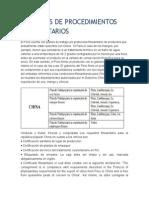 Manuales de Pmanuales de chinarocedimientos Fitosanitarios