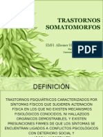 Transtornos somatomorfos-Albeiser