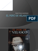 El Perú de Velasco-La Identidad de La Politica Exterior-Jaworsky