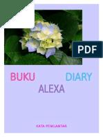 Buku Diary Alexa