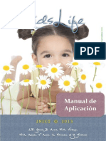 Kidslife Manual