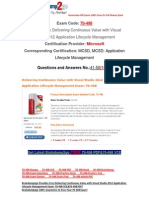 [FREE]Braindump2go Latest 70-498 PDF 100% Pass Guaranteed 41-50