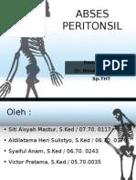 Referat Abses Peritonsil