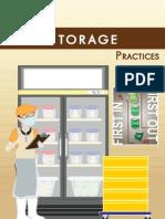 Good Storage Practices