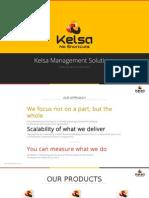 About Kelsa - Company Profile