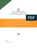 Nomenclatura SAP