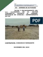 INFOME N°03 DEL RESIDENTE