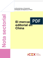 el Mercado Editorial En China