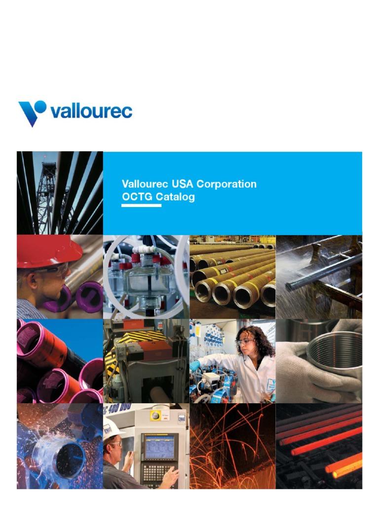 Usa Octg Catalog | Casing (Borehole) | Strength Of Materials