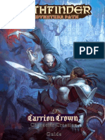 Carrion Crown Character Creation Guide