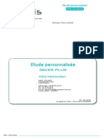 Etude Personnal i See