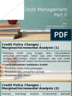 Credit and Inventory Management Keown