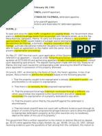Eminent Domain cases.doc