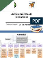 Administraación de Inventarios