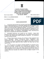 201511091024108618695show Cause Notice Chennai School Shipmanagement