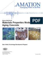 Materials Properties Model of ageing concrete USBR.pdf