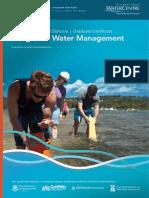 Water Managment Education Brochure