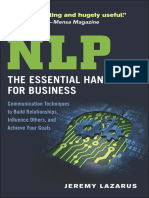 Nlp ebooks collection hypnosis neuro linguistic programming nlp the essential handbook for business communicatiouence others and achieve your goals lazarus fandeluxe Choice Image