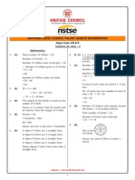 NSTSE Class 2 Solution