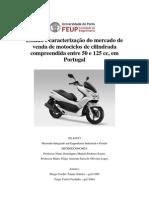 Estudo mercado motociclos