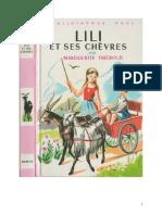 Lili 02 Lili Et Ses Chèvres Maguerite Thiébold 1959