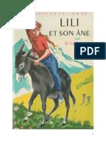 Lili 03 Lili Et Son Âne Maguerite Thiébold 1961