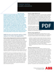 ABB Surge Arrester ZnO Block Testing - Edition 2, 2015-04 - English