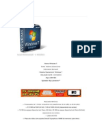 Windows Seven Enterprise Edition