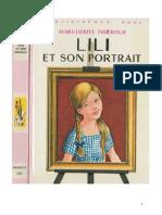 Lili 05 Lili Et Son Portrait Maguerite Thiébold 1965