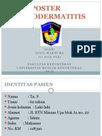 Mini Poster Neurodermatitis