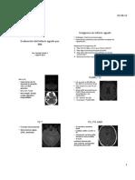 08 Neuroimagenes Resonancia Magnética - Dra. Zunino