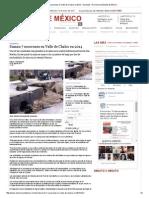Suman 7 Socavones en Valle de Chalco en 2014 - Sociedad - El Universal Estado de México