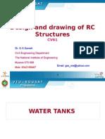 Watertank Concrete