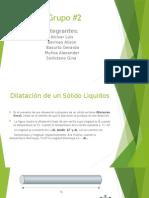 Trabajo de Quimica Don de Solidos y Liquidos