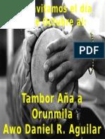 Invitacion Al Tambor