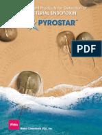 Wako Pyrostar Catalog