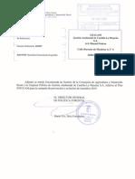 Encomienda de Gestión de la Consejería a GEACAM sobre INFOCAM. Diferencias Entre 2009 y 2010