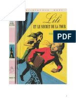 Lili 13 Lili Et Le Secret de La Tour Maguerite Thiébold 1971