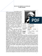 Textos de Direito e Sociedade 05 Marx - Coletanea